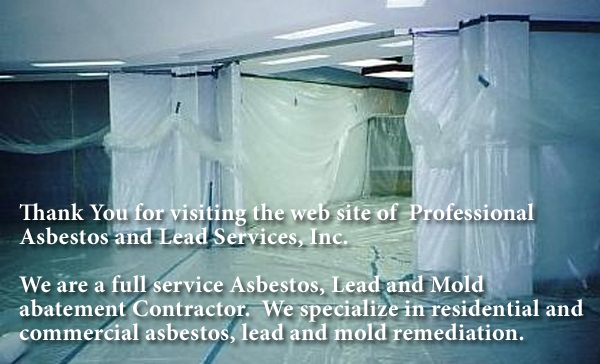 A full service asbestos, lead & mold abatement contractor. We specialize in residential & commercial asbestos, lead & mold remediation.